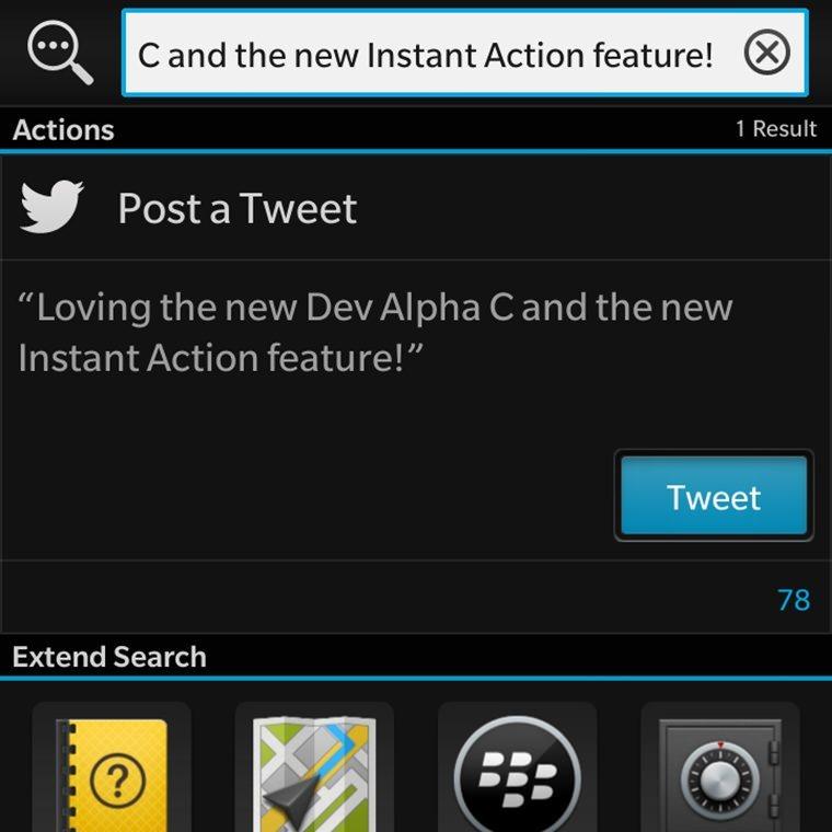 First Impressions of the BlackBerry Dev Alpha C | CyberBytes